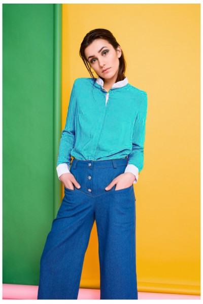 Блуза NAVYSAND 40223
