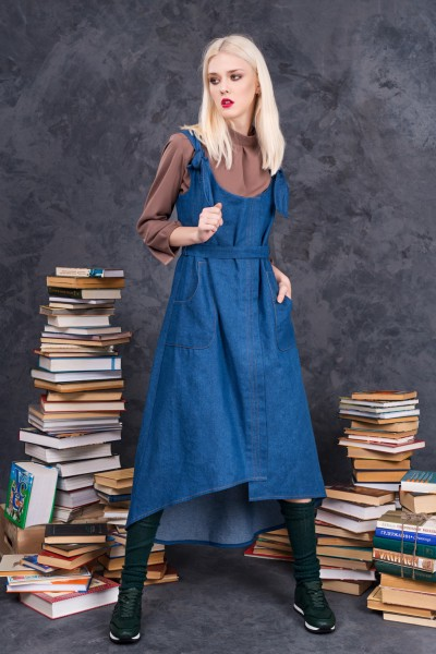Блуза NAVYSAND 40176