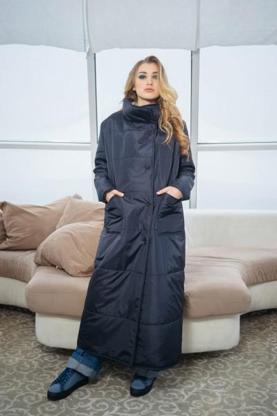 Пальто-одеяло демисезонное 40377